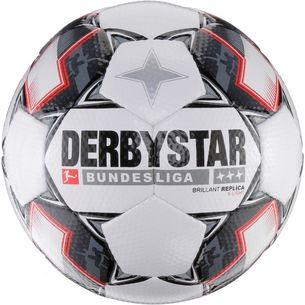 Derbystar Brilliant Bundesliga 18/19 Rep. S-Light Fußball WE/SW/RO