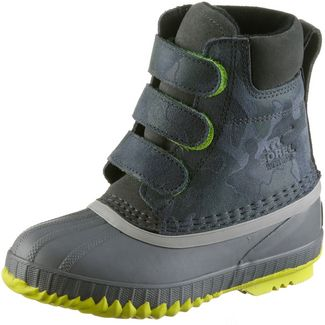 Sorel Winterschuhe Kinder dark grey- dove