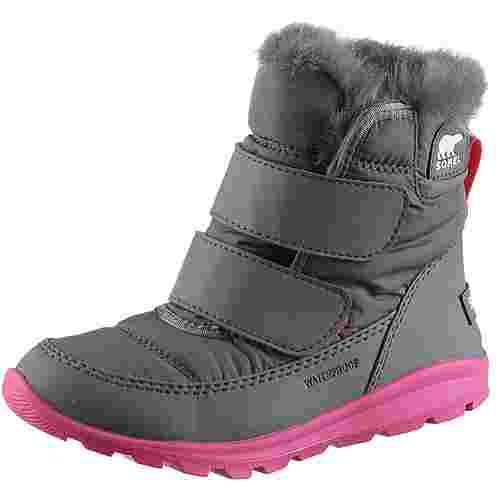 Sorel Stiefel Kinder quarry- ultra pink