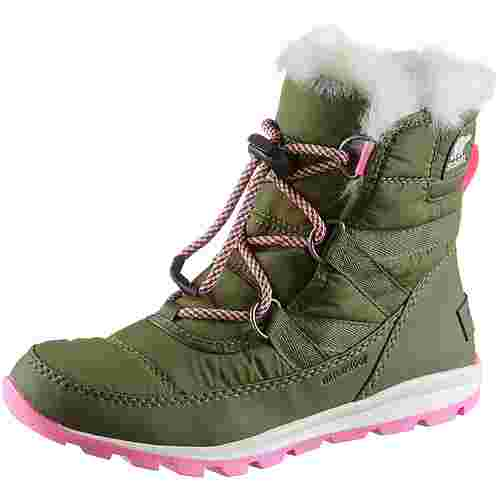 Sorel Winterschuhe Kinder hikergreen- sea salt