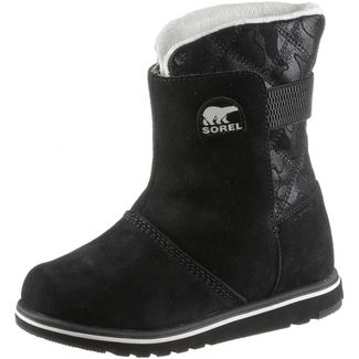 Sorel Winterschuhe Kinder black-light bisque