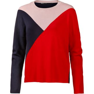 Only Strickpullover Damen goji berry