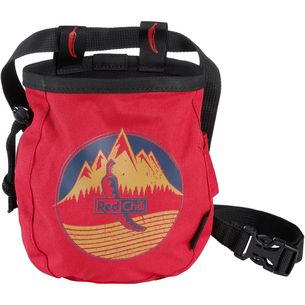 Red Chili Giant Chalkbag mountain