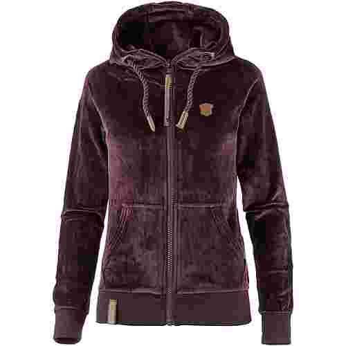 naketano brazzo mack sweatjacke damen sex after wine im online shop von sportscheck kaufen. Black Bedroom Furniture Sets. Home Design Ideas