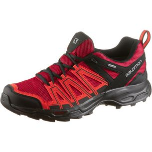 Salomon Eastwood GTX Wanderschuhe Herren red dahlia-cherry tomato-black