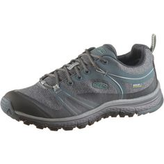 Keen Terradora WP Wanderschuhe Damen stormy weather-wrought iron