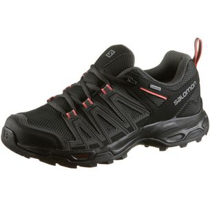 Salomon Eastwood GTX Wanderschuhe Damen black-magnet-bubarry