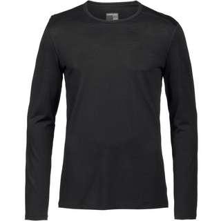 Icebreaker Merino 200 Oasis Funktionsshirt Herren black