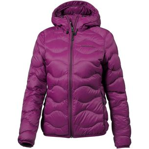 Peak Performance Helium Daunenjacke Damen blood cherry