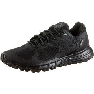12f766400bec6 Reebok Sawcut 6.0 GTX® Walkingschuhe Damen black-ash grey-industrial green