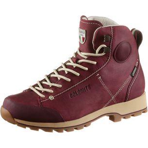 Dolomite Cinquantaquattro High Fg GTX Freizeitschuhe Damen burgundy red