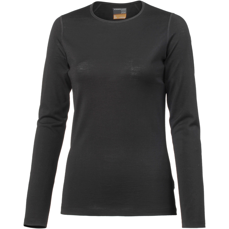 Icebreaker 200 Oasis Merino Funktionsshirt Damen Funktionsshirts M Normal