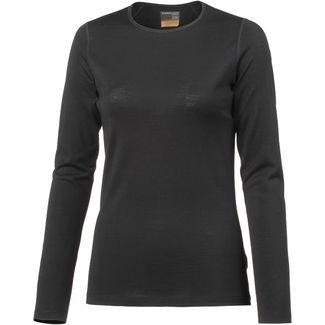 Icebreaker 200 Oasis Merino Funktionsshirt Damen Black