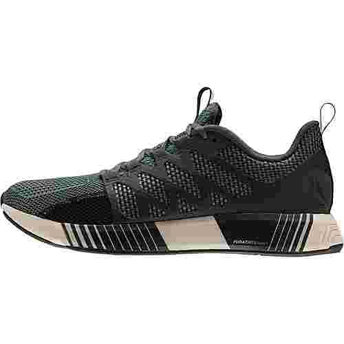Reebok FUSION FLEXWEAVE Sneaker Herren green-coal.black