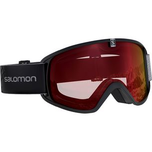 Salomon Force Photo Skibrille Black