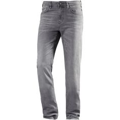 TOM TAILOR Culver Slim Fit Jeans Herren grey denim