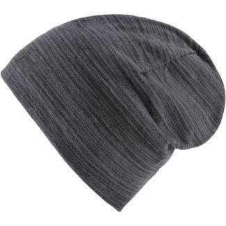 BUFF Beanie castelrock grey multi stripes