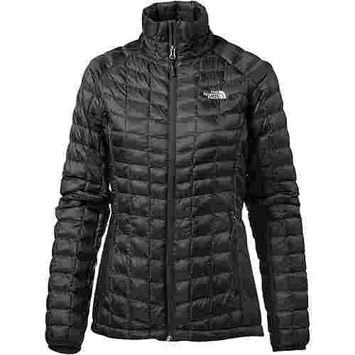 The North Face Thermoball Sport Steppjacke Damen TNF BLACK/TNF BLACK