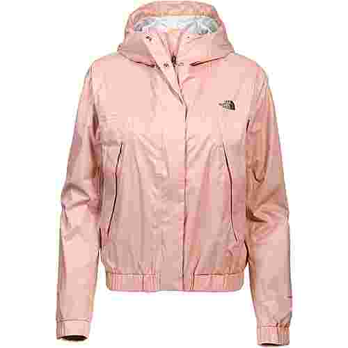 the north face regenjacke damen misty rose im online shop von sportscheck kaufen. Black Bedroom Furniture Sets. Home Design Ideas