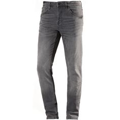 TOM TAILOR Culver Slim Fit Jeans Herren clean light stone black