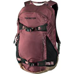 Burton Daypack Damen rose brown flight satin
