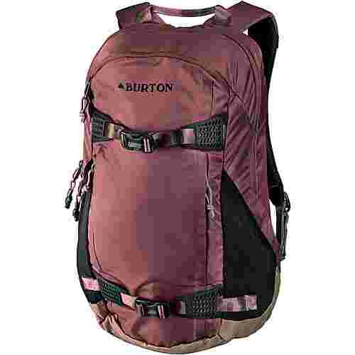 399aa313243b6 Burton Rucksack Daypack Damen rose brown flight satin im Online Shop ...