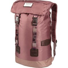Burton Tinder Daypack Damen rose brown flight satin