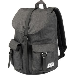 Herschel Dawson Daypack Damen black crosshatch-black