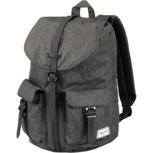 Herschel Dawson Daypack Damen black crosshatch-black