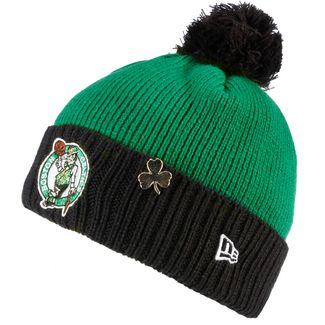 New Era Boston Celtics Beanie green