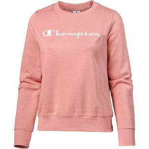 CHAMPION Sweatshirt Damen rosa