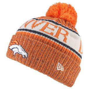 New Era Denver Broncos Beanie red