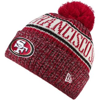 New Era San Francisco 49ers Beanie red