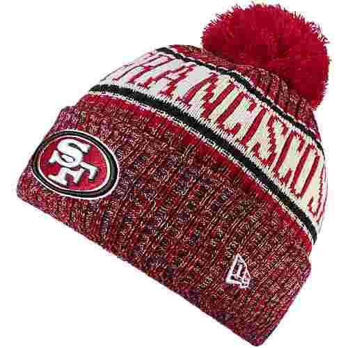 New Era San Francisco 49ers Beanie red