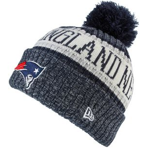 New Era New England Patriots Beanie blue