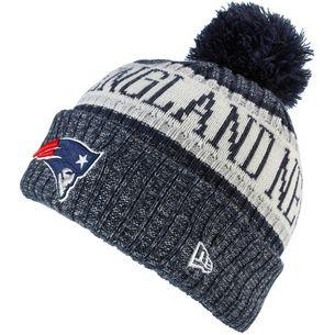 New Era New England Patriots Beanie blue