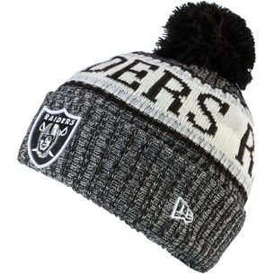 New Era Oakland Raiders Beanie black