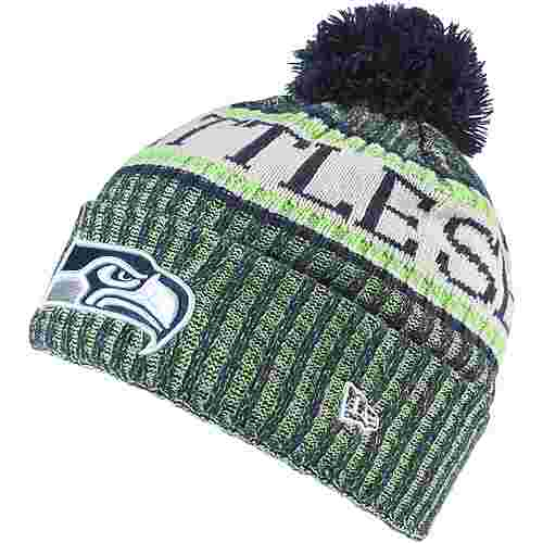 New Era Seattle Seahawks Beanie petrol