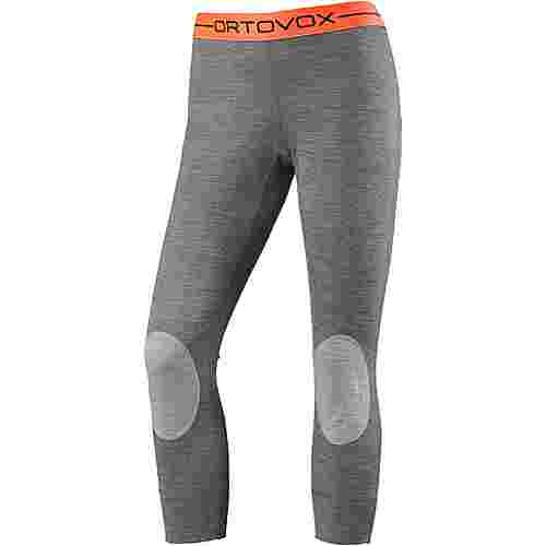 ORTOVOX 185 Rock`n`Wool Merino Funktionsunterhose Damen dark grey blend