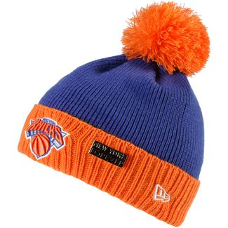 New Era New York Knicks Beanie blue-orange