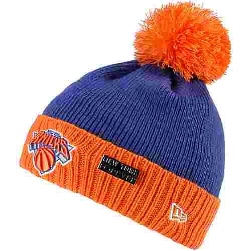 New Era New York Knicks Beanie blue-orange