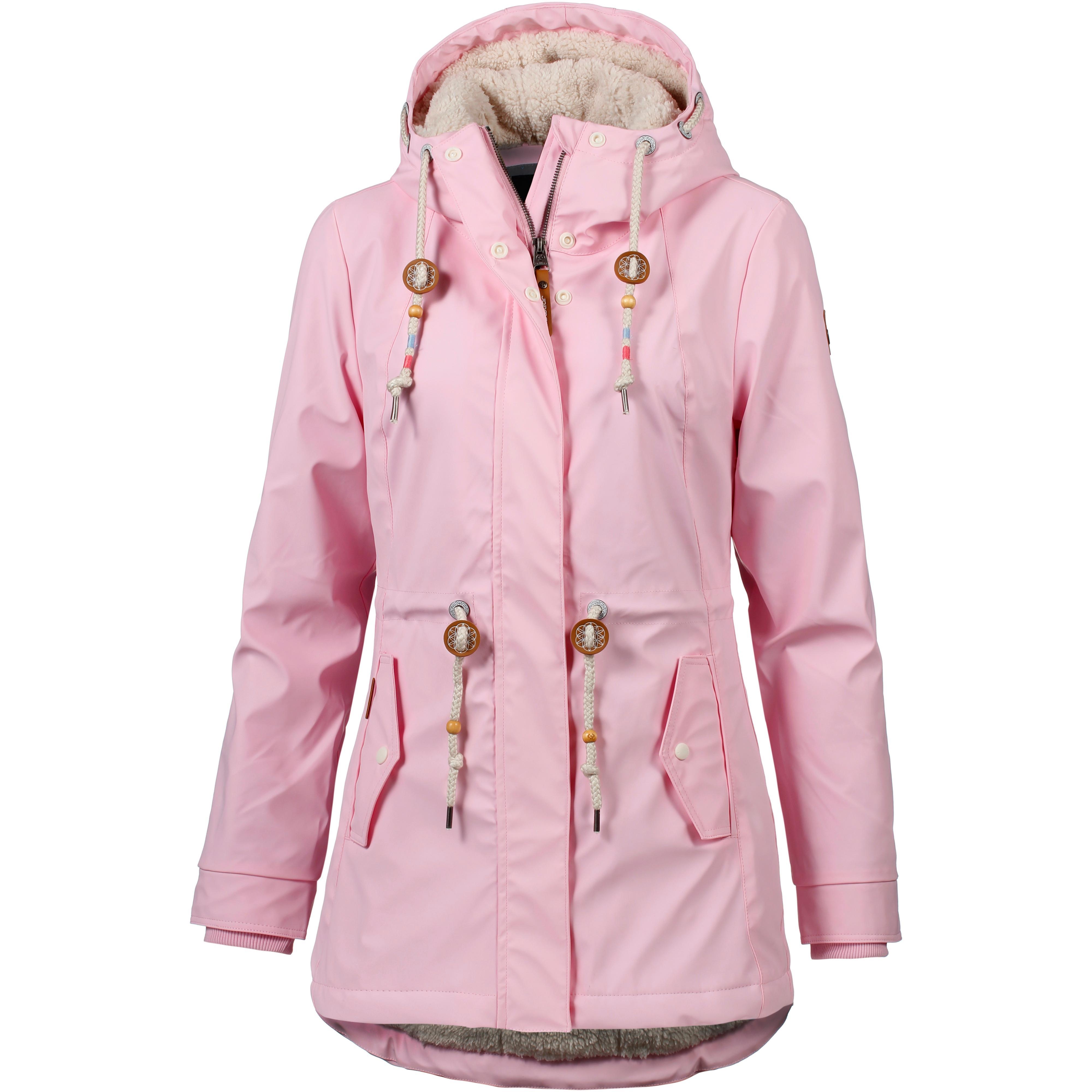 Shop Sportscheck Monadis Ragwear Damen Im Regenjacke Kaufen Pink Online Von l1TK5uFJc3