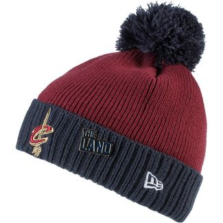 New Era Cleveland Cavaliers Beanie red-navy