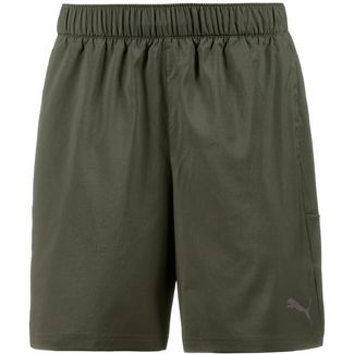 PUMA A.C.E. Woven Funktionsshorts Herren forest-night