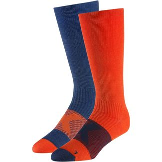 ORTOVOX Tour Compression Wandersocken Herren night blue