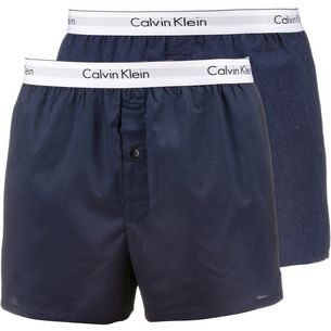Calvin Klein Boxershorts Herren blue shadow blue shadow heather