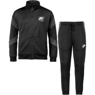 Nike Trainingsanzug Kinder black-anthracite-black