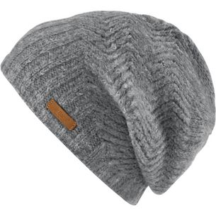 Barts Cecilia Beanie Damen heather grey