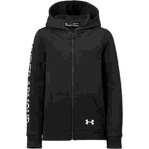 Under Armour Funktionsjacke Kinder black