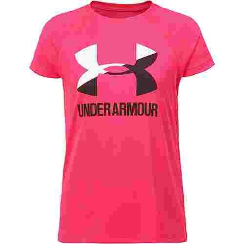 Under Armour Funktionsshirt Kinder penta pink